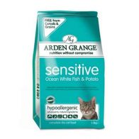 ARDEN GRANGE Adult Cat Sensitive 2KG