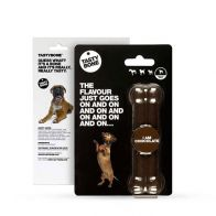 rosewood tasty bone chocolate toy