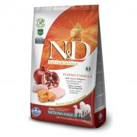 n&d pumpkin chicken & pomegranate adult medium&maxi