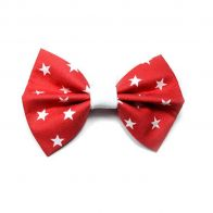Argus Collar Παπιγιόν Σκύλου Red Star
