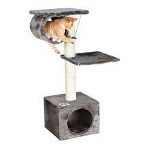 ονυχοδρόμιο γάτας βελούδο με φωλιά epets