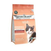 ARDEN GRANGE Adult Cat Salmon 2KG