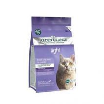 ARDEN GRANGE Adult Cat Light 2KG