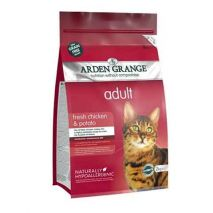 ARDEN GRANGE Adult Cat Chicken & Potato 4KG