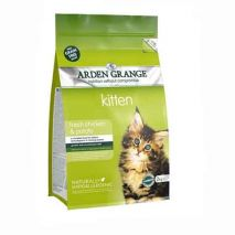 ARDEN GRANGE Kitten Fresh Chicken 400gr