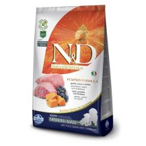n&d grain free pumpkin lamb puppy medium maxi epets