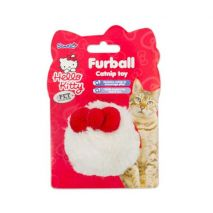 Pet Brands Hello Kitty Catnip Bow