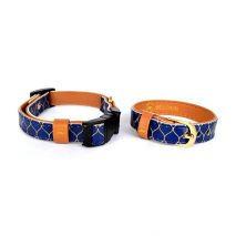 "ARGUS COLLAR - The ""Gentleman"" Cat Collar"
