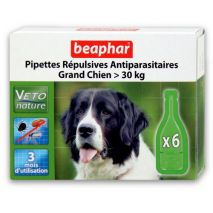 beaphar biocton spot on dog 30kg
