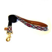 "argus collar - the ""boho"" leash"