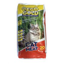 eco gold cat meat 20kg