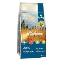 inalcan platinum light senior 3kg epets