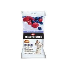 m&c creamy centres με γιαούρτι & φρούτα του δάσους