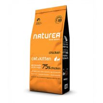 naturea cat & kitten chicken 7kg