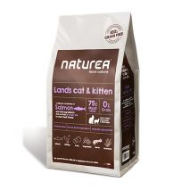 naturea cat & kitten 350gr