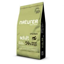naturea naturals adult chicken 12kg epets