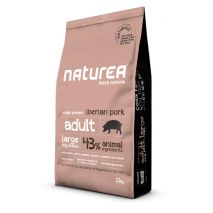 NATUREA Naturals Adult Large Breed Iberian Pork 12KG