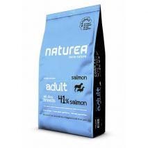 naturea naturals adult salmon 12kg epets