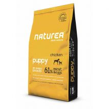 naturea naturals puppy chicken 12kg epets