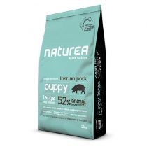 NATUREA Naturals Puppy Large Breed Iberian Pork 12KG