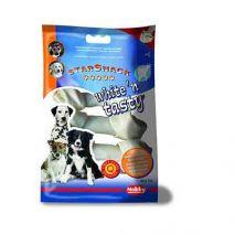 nobby white knotted bones 10-11,5cm