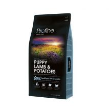 profine puppy lamb & potatoes 15kg
