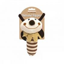 rosewood natural nippers shake rattle puppies