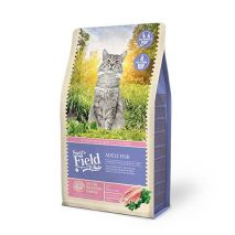 sams field adult cat fish 400gr