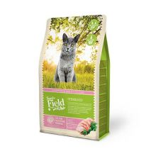 sams field sterilised cat 2.5kg