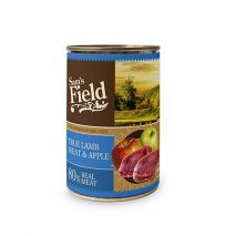 sams field lamb & apple
