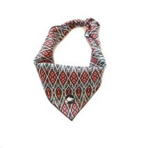 "argus collar - the ""boho"" dog bandana"