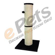 ονυχοδρόμιο γάτας με 1 στύλο 90cm epets