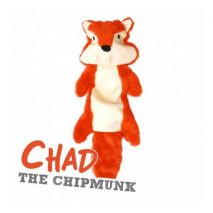 Chad the Chipmunk Stuffing Free Soft Toy
