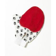 γάντι χτενίσματος 2 όψεων σκύλων