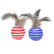 happy pet stripe ball epets
