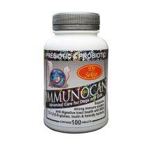 IMMUNOCAN Συμπλήρωμα διατροφής Πρεβιοτικών & Προβιοτικών για για σκύλους & γάτες