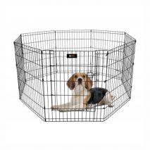 rac metal safety dog park 61x76cm