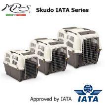 πλαστικό κουτί μεταφοράς σκύλου skudo ePets