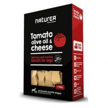 naturea biscuits tomato & parmesan