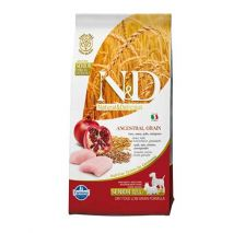 N&D Low Grain Chicken & Pomegranate Senior Mini & Medium