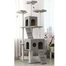 ονυχοδρόμιο γάτας με 4 στύλους, 1.85cm