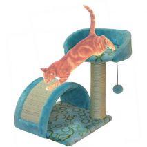 ονυχοδρόμιο γάτας με κάθισμα και γεφυράκι epets