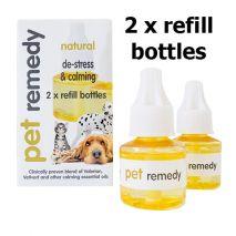 pet remedy de-stress&calming refill bottles epets