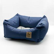Κρεβατάκι Σκύλου Πούφ Αδιάβροχο PVC