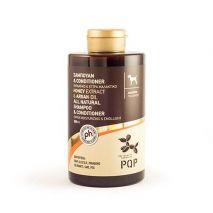 pqp shampoo & conditioner honey extract