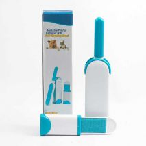 Αποχνουδωτής Reusable Pet Fur Remover with Self-Cleaning Base