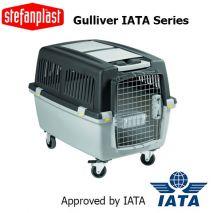 stefanplast iata κλουβί μεταφοράς σκύλου 71cm