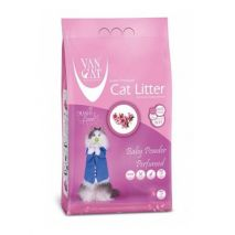 van cat clumping baby powder 10kg epets