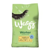 WAGG Adult Worker Chicken & Veg 16KG