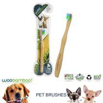 woobamboo οδοντόβουρτσα για σκύλο large